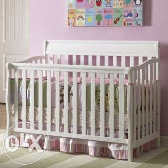 convertible crib with free matress u0026 liner for sale philippines find 2nd hand used - Used Baby Cribs