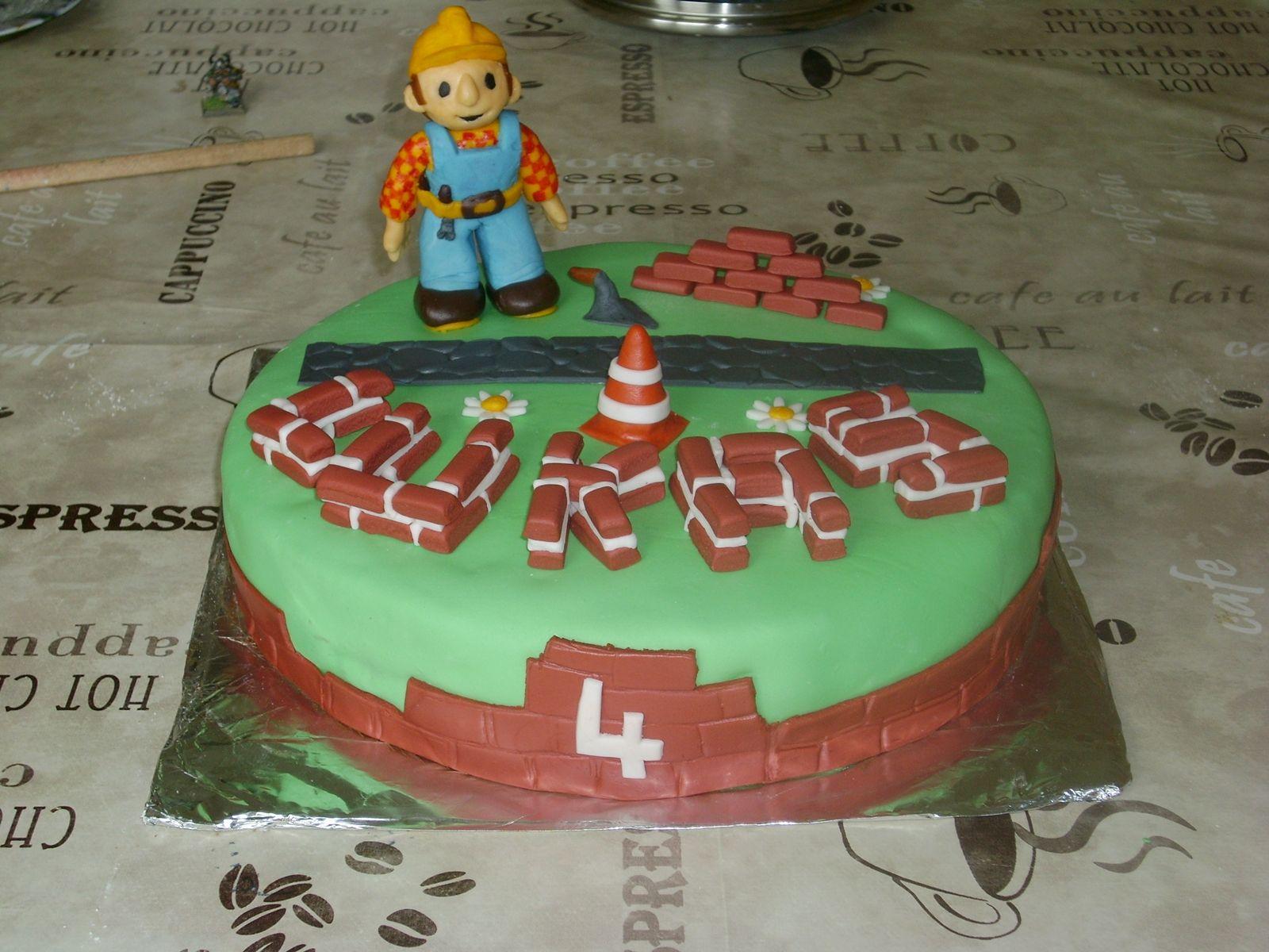 Bob the Builder Cake Bob der Baumeister Torte   Meine ...