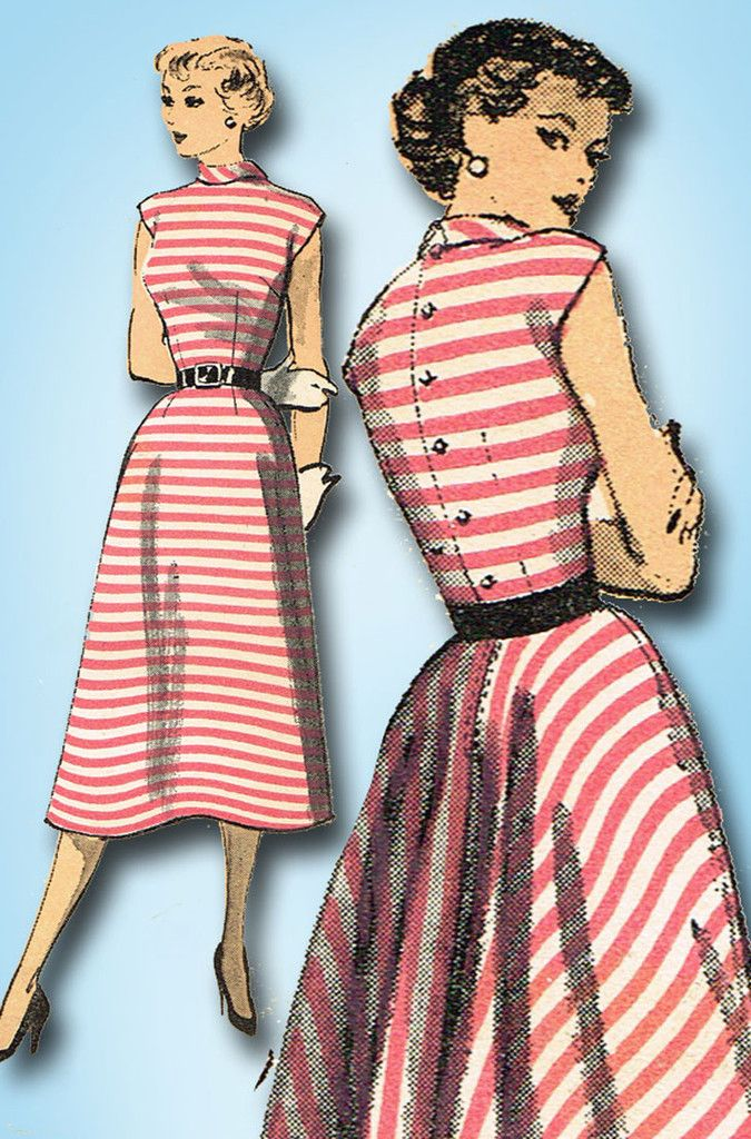 fifties hair styles 1950s vintage advance sewing pattern 6633 misses 6633