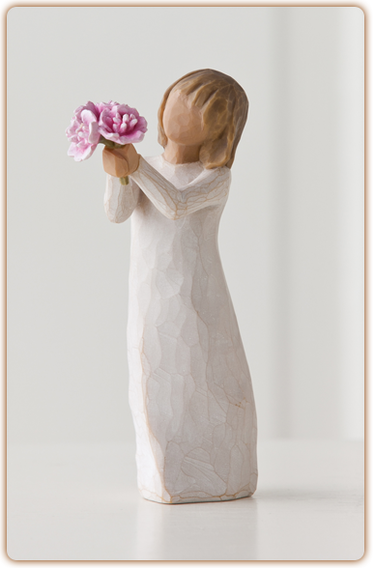 Willow Tree Thank You Willow Tree Figurines Willow Tree Figures Willow Tree