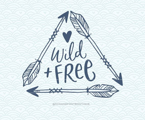 Download Love this one! So unique! SVG Cuttable Vector - Wild and ...
