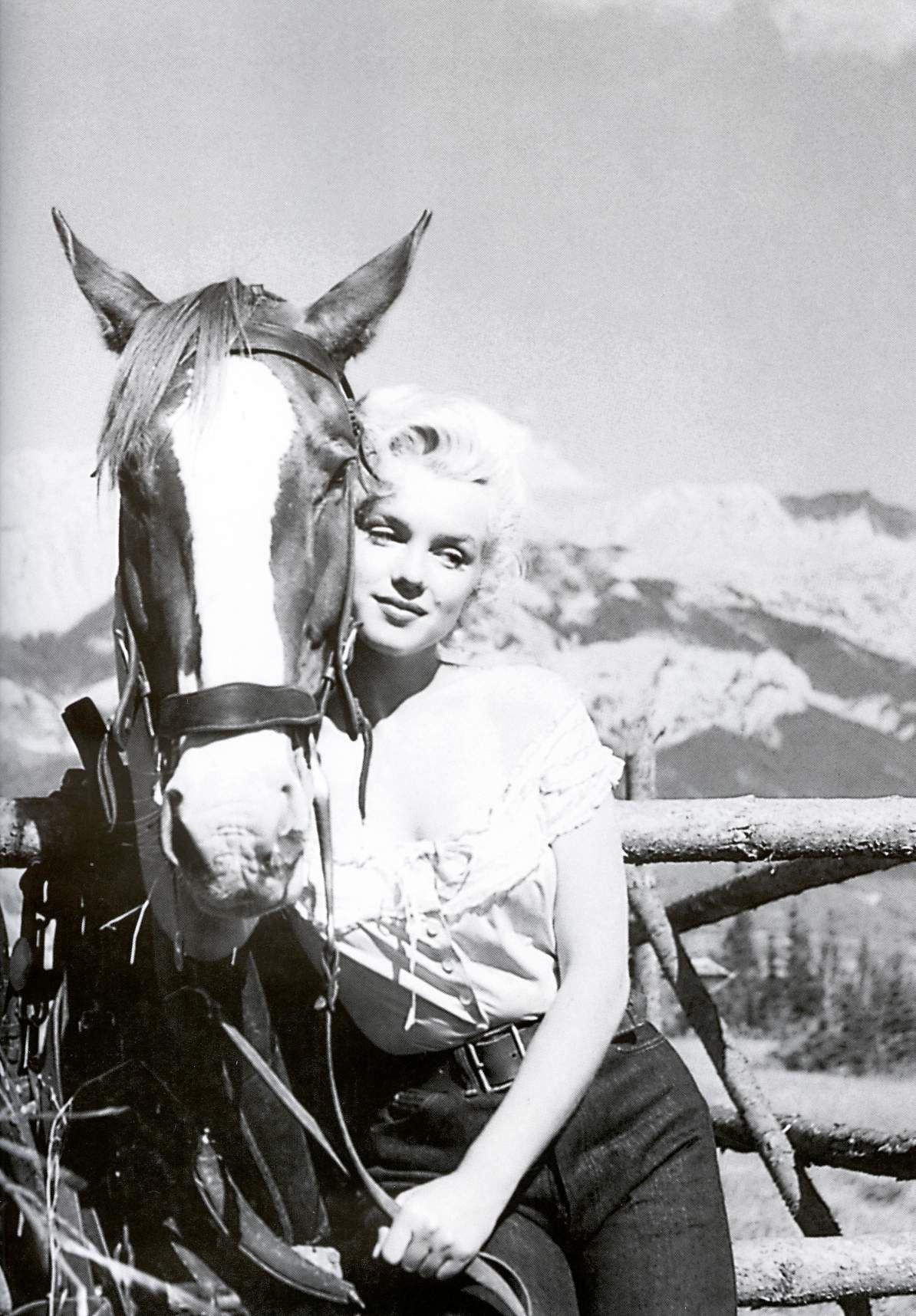 'The California climate is wonderful, but I love to see the seasons.' - Marilyn Monroe