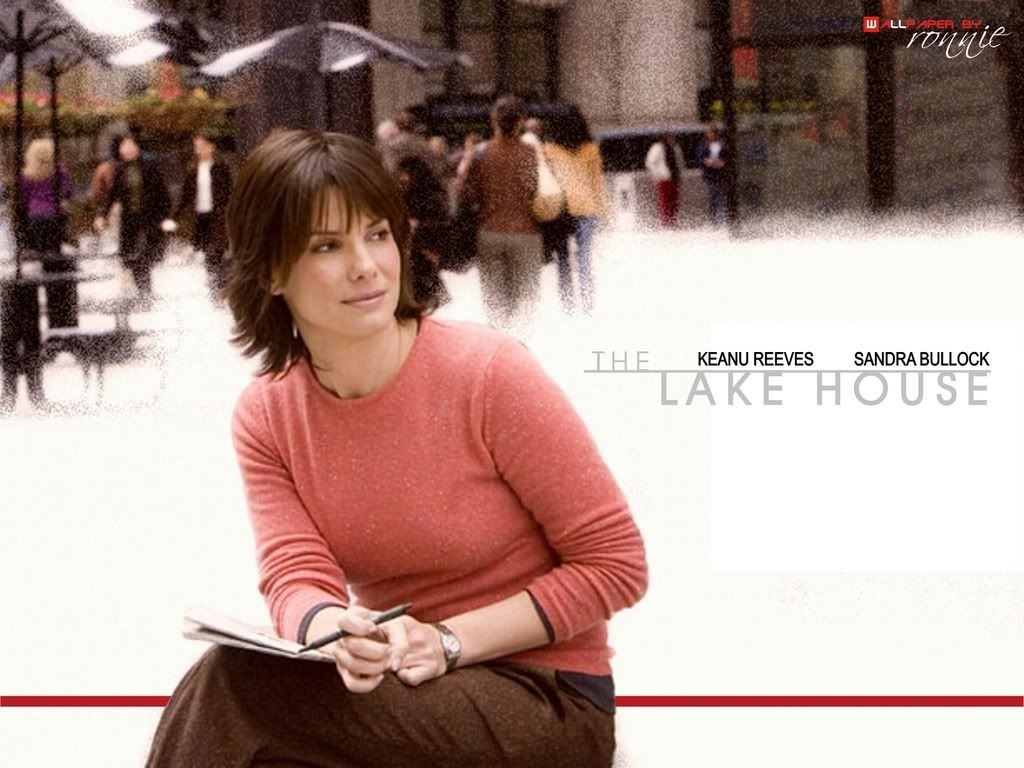 Sandra Bullock is amazing in The Lake house <3 | Movies I