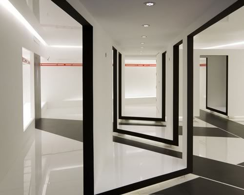 Elevation Workshop Is An Interdisciplinary Architecture And Design Bureau With Offices In New York Beijing The Interior Of Wome