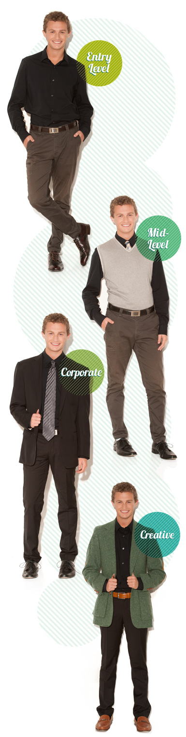 what to wear for entry level interview