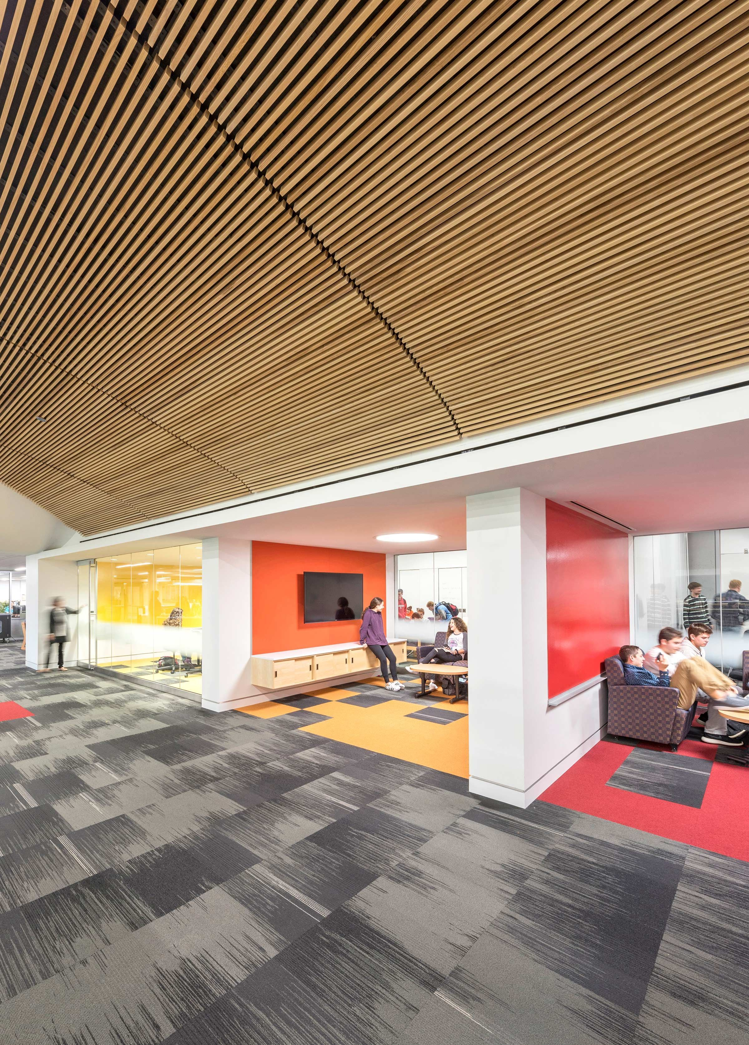 the architecture of ideal learning environments learning spaces rh pinterest com