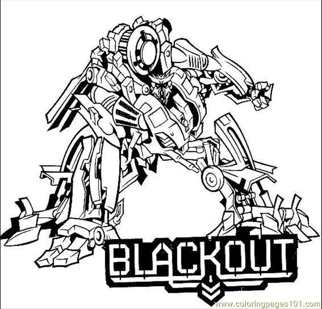 Transformers Printable Coloring Pages free printable coloring page