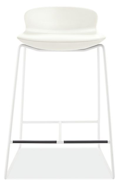 Leo Counter Stool With Wire Base Modern Counter Bar Stools