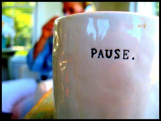 Pause  Think