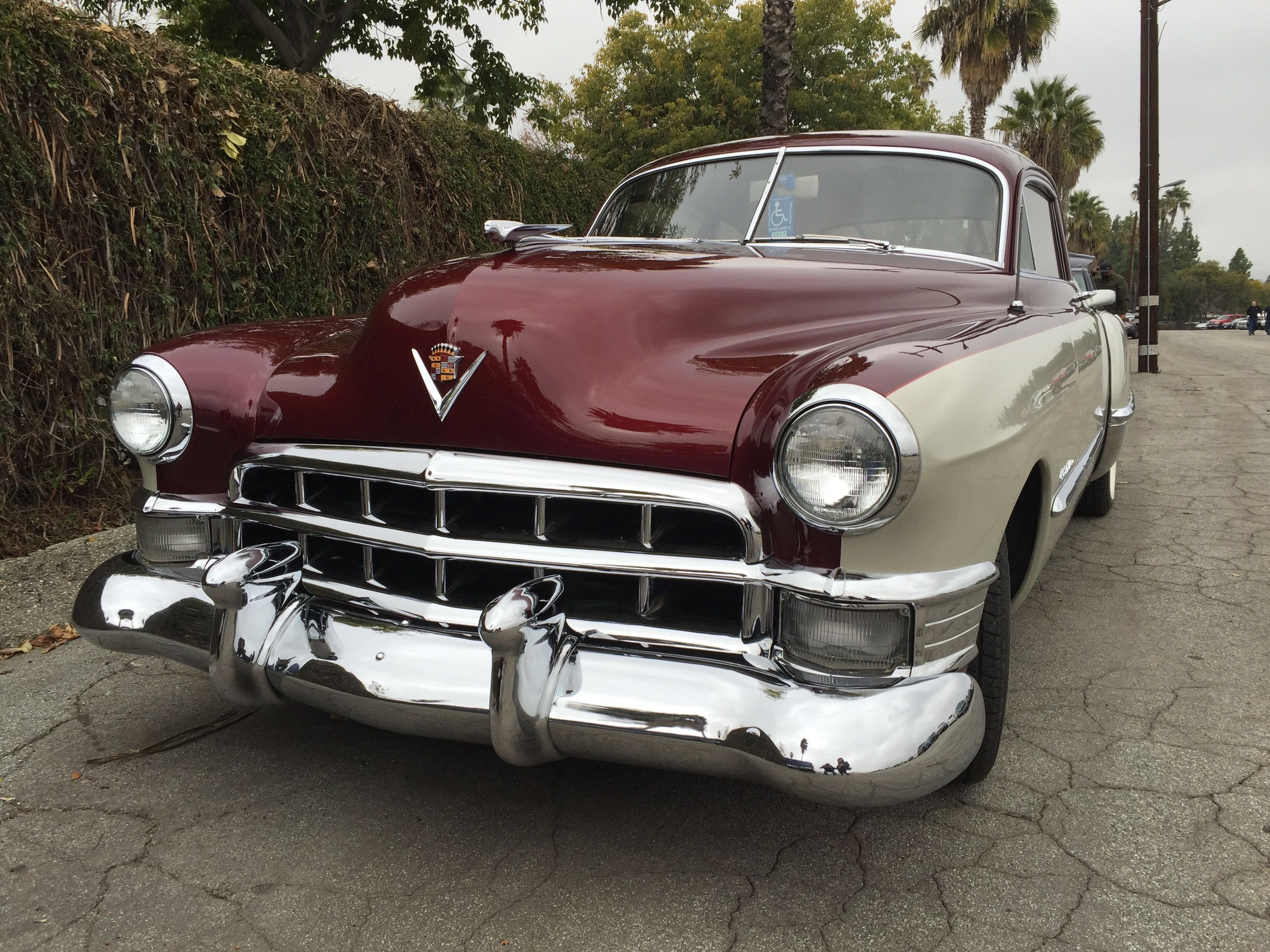 1949 CADILLAC Automobile Restoration Parts and Accessories ...