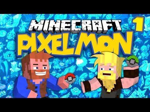 Minecraft pokemon pixelmon ep 1 dumb and dumber - Pixelmon ep 1 charmander ...