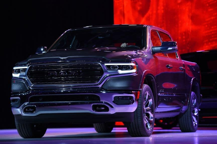 new safety features on the 2019 ram 1500 cars pinterest 2019 rh pinterest com