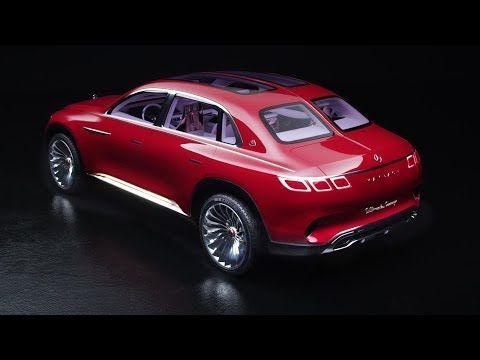 2020 mercedes maybach suv the ultimate luxury suv youtube rh pinterest com