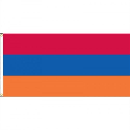 "27"" x 54"" Armenia Flag"