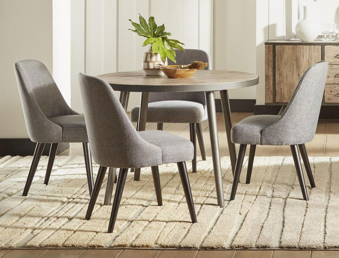 American Retrospective Round Dining Room Set in 2019 ...