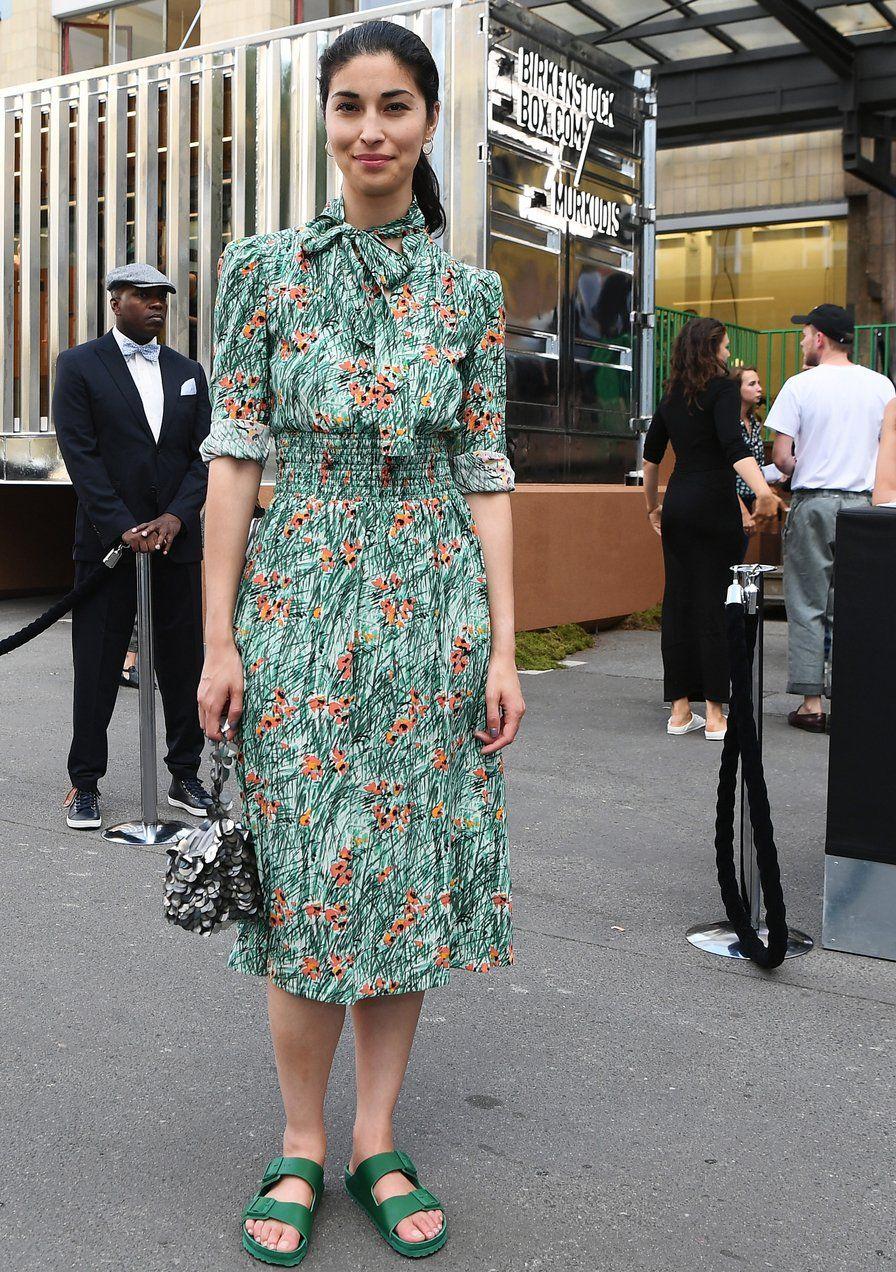 Unbedingt nachmachen: 5 coole Outfits mit Birkenstocks