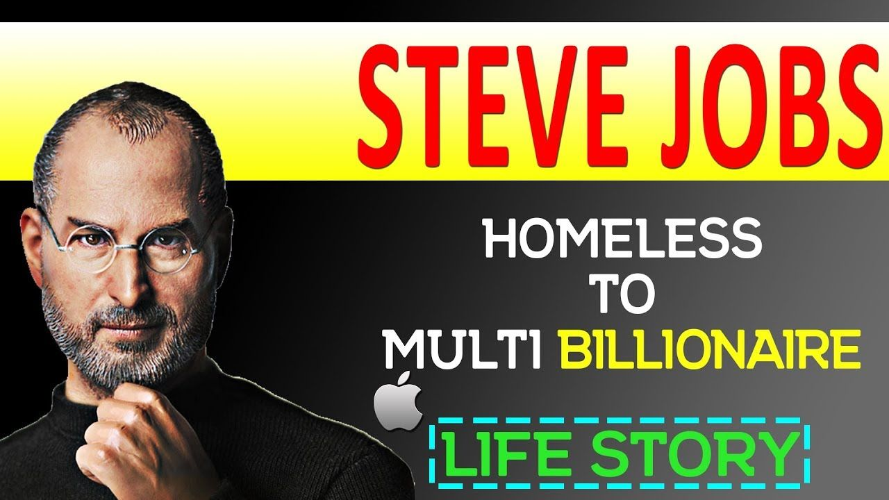 steve jobs the success story essay Below is an essay on steve jobs-success in the midst of failure from anti essays, your source for research papers, essays, and term paper examples steve jobs was one of the most fascinating people to have ever lived.