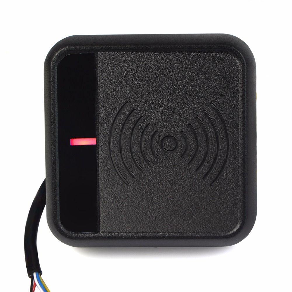 UHPPOTE Metal Structure IP65 Wiegand 26 Bit 125KHz RFID//ID Reader for Support /&
