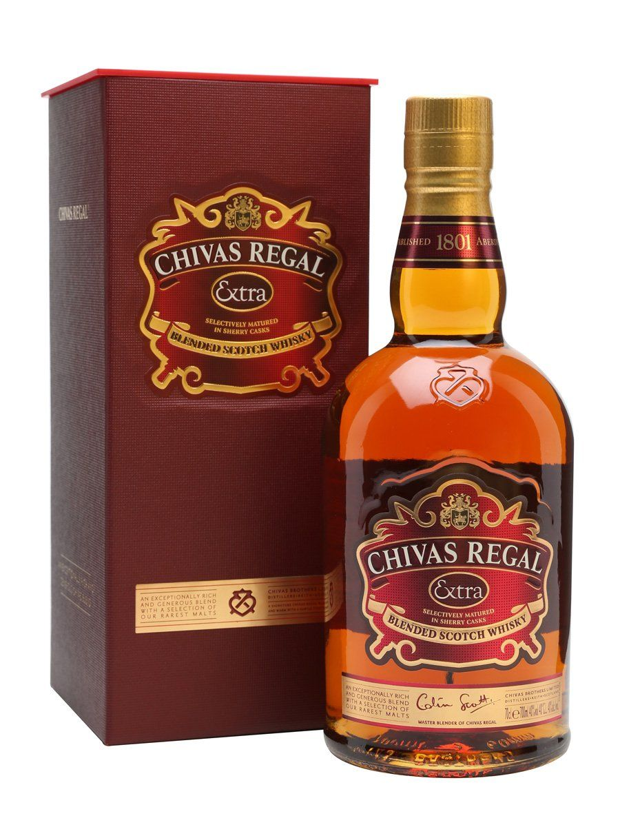 Chivas Regal Extra (£35) | For you | Pinterest