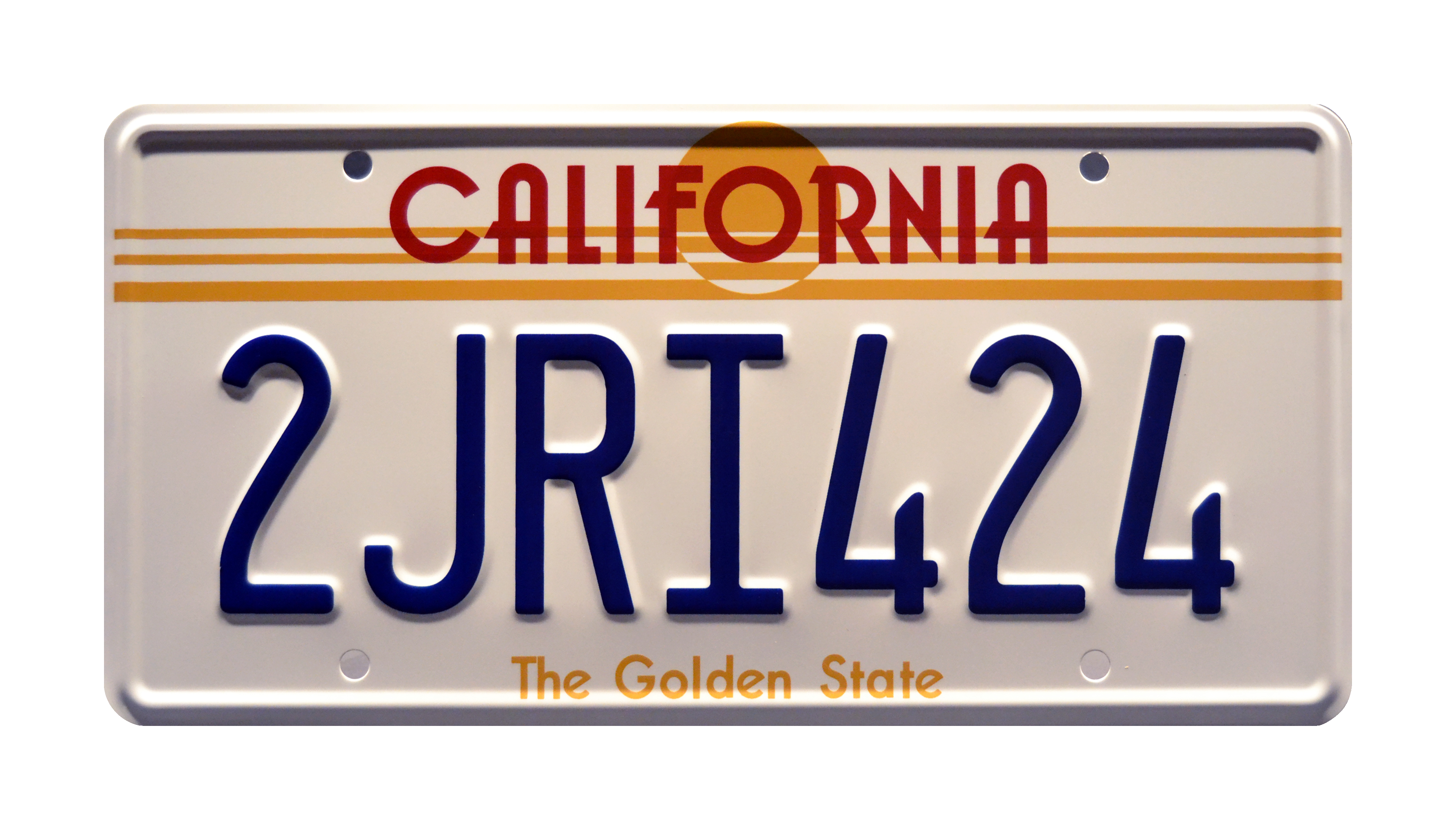 The Fast And The Furious Dominic Toretto S Charger License Plate The Furious Plates