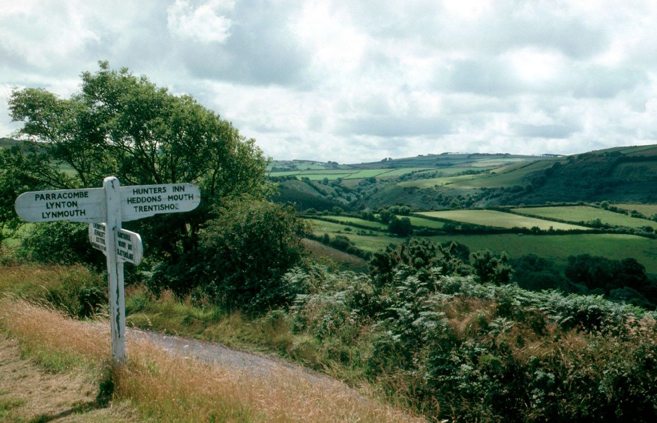 Exmoor National Park, Devon and Somerset | Interesting Facts | Smythen Farm Holiday Cottages | http://www.smythenfarmholidaycottages.co.uk/devon-holiday-cottage-blog/10-facts-about-Exmoor