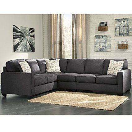 flash furniture signature design by ashley alenya 3 piece laf sofa rh pinterest com