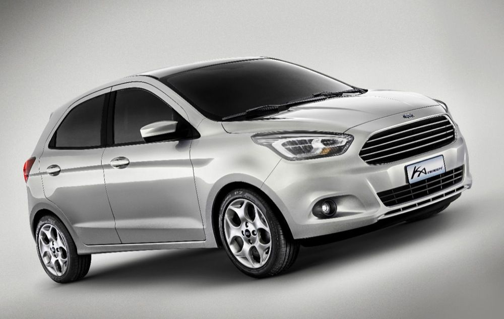 Review Ford Ka 2016 Price Release Front Side View Model