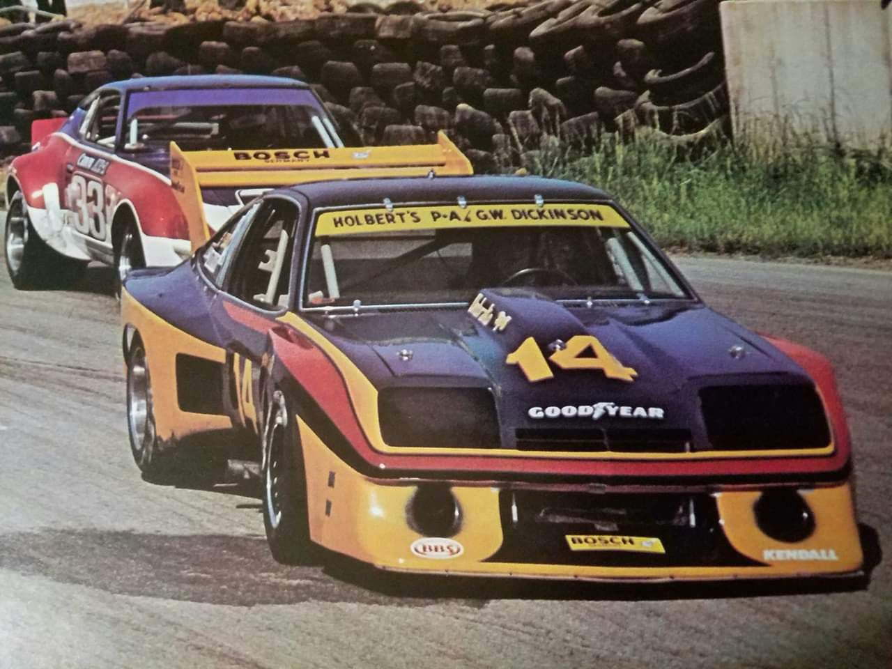 Pin By Jeff Snoddy On Imsa Vintage Muscle Cars Chevrolet Monza