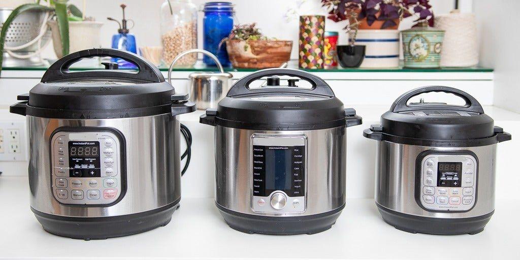 أفضل موديلات وأحجام قدر ضغط السيف الكهربائية والجرانيت In 2020 Instant Pot Instant Pot Potato Soup Recipe Best Electric Pressure Cooker