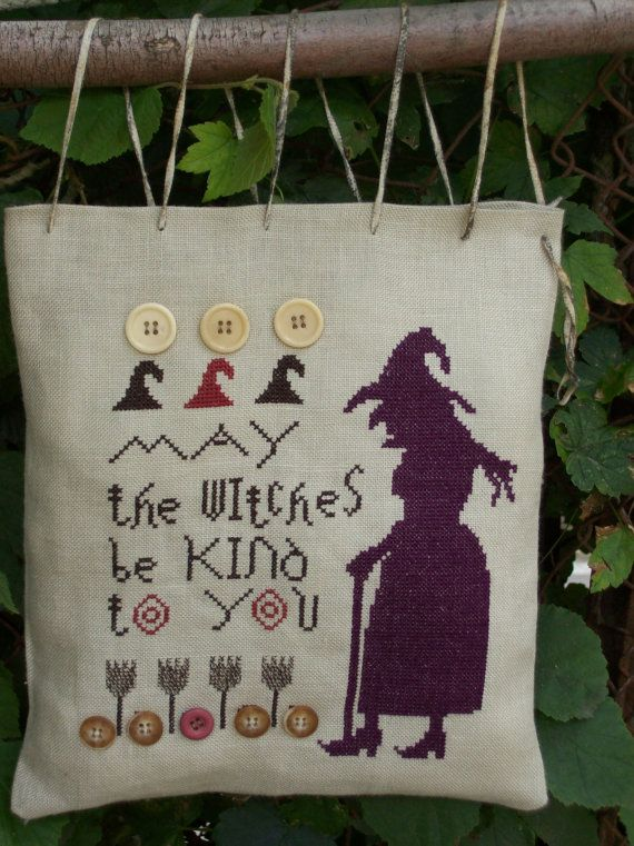 May the Witches be kind to you Epattern di IlmondodiAnniexxx, €5.00