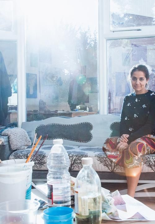 Nabeeha Mohamed conceptualises, curates and creates from a conservatory