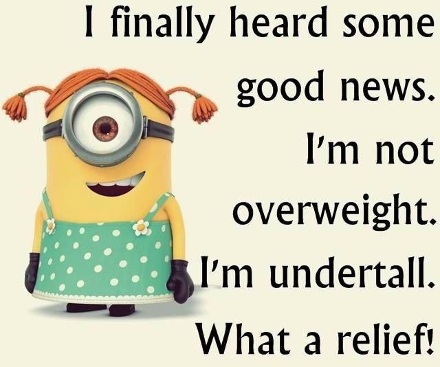 I Finally Heard Some Good News Minions Funny Minions Funny Images Funny Minion Quotes