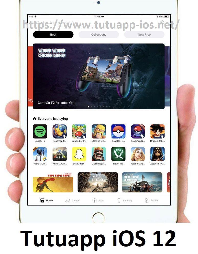 download tutu app for ios 12