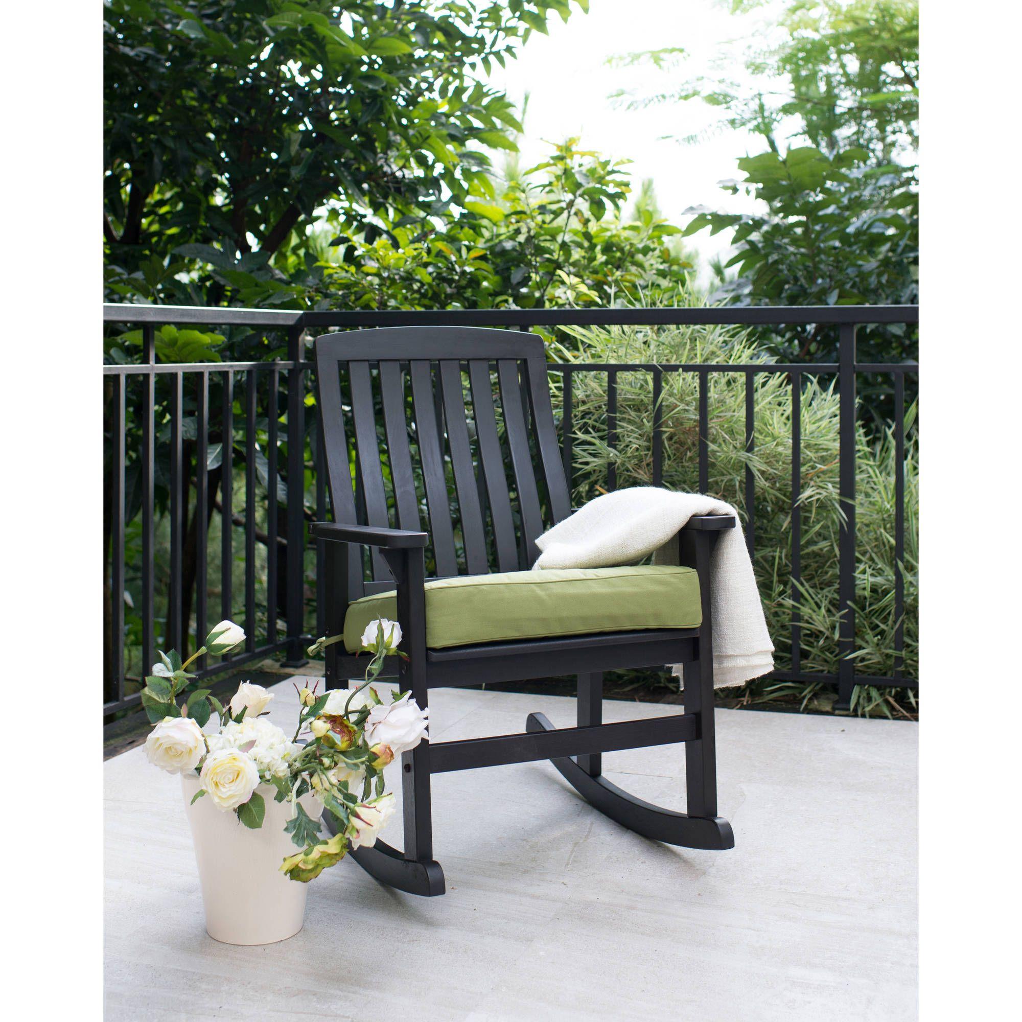 Patio & Garden Rocking chair porch, Outdoor rocking