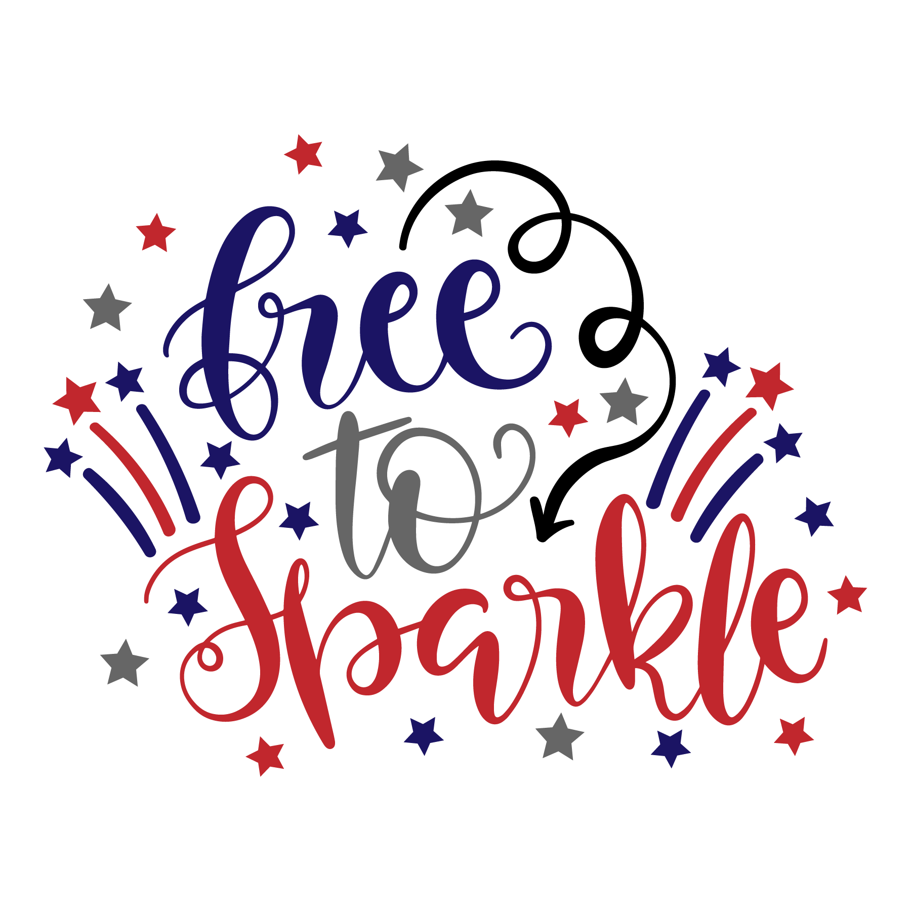 Download Free_to_Sparkle_COMMERCIAL_USE_OK | Free silhouette ...