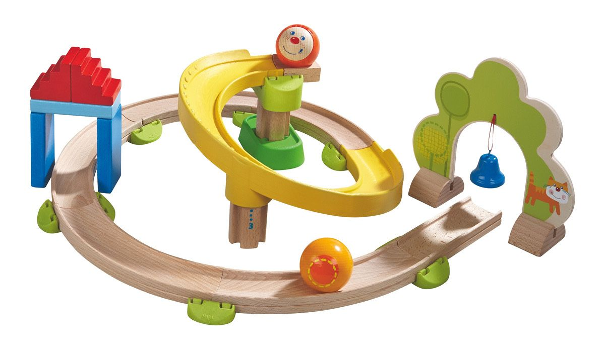 Win A Haba Kullerbu Spiral Track Set Toy For Kids Haba