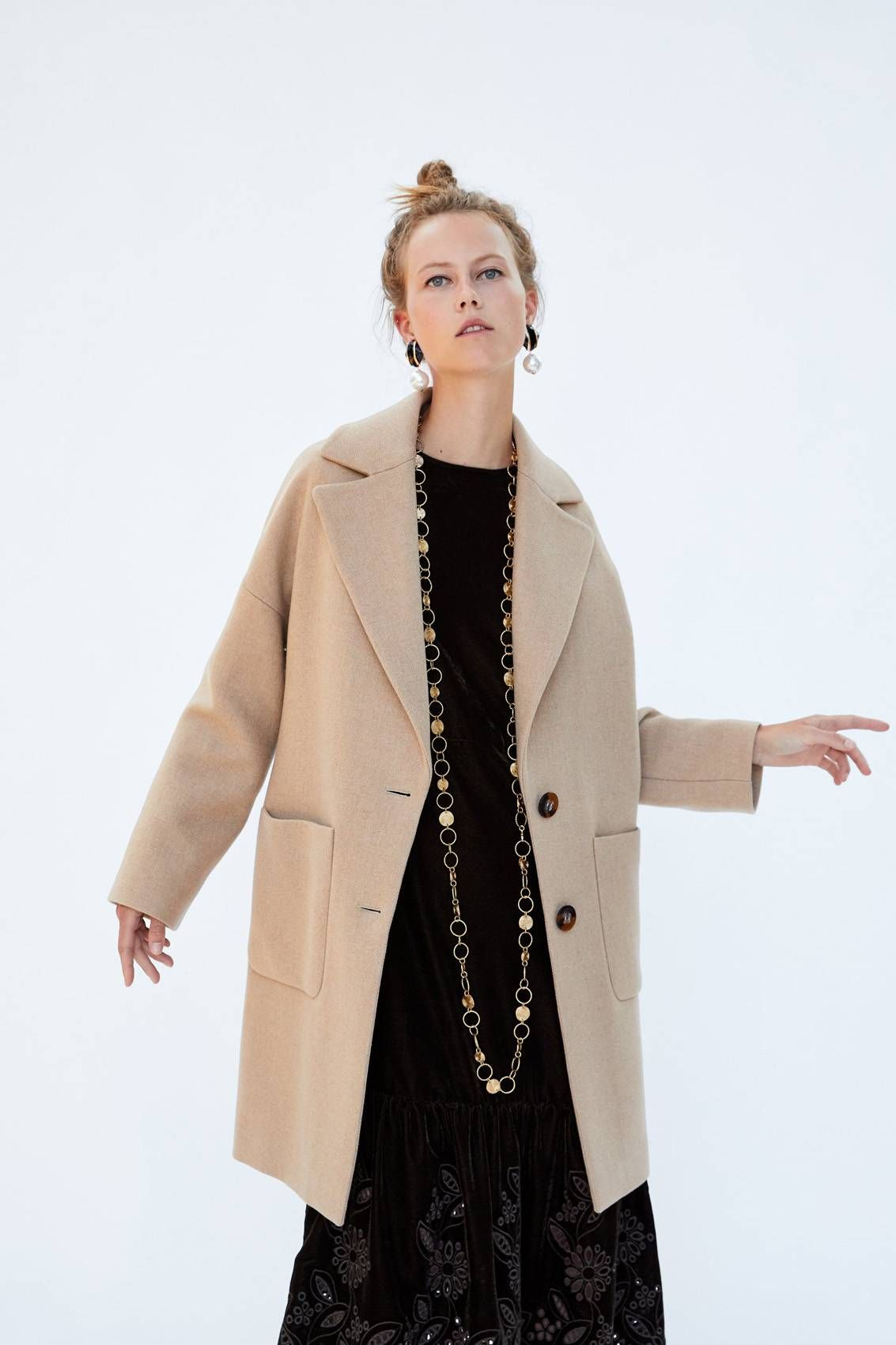I Compared All 400 Zara Coats And These Are The Best Ones Zara Coat Coat Fashion [ 1700 x 1133 Pixel ]