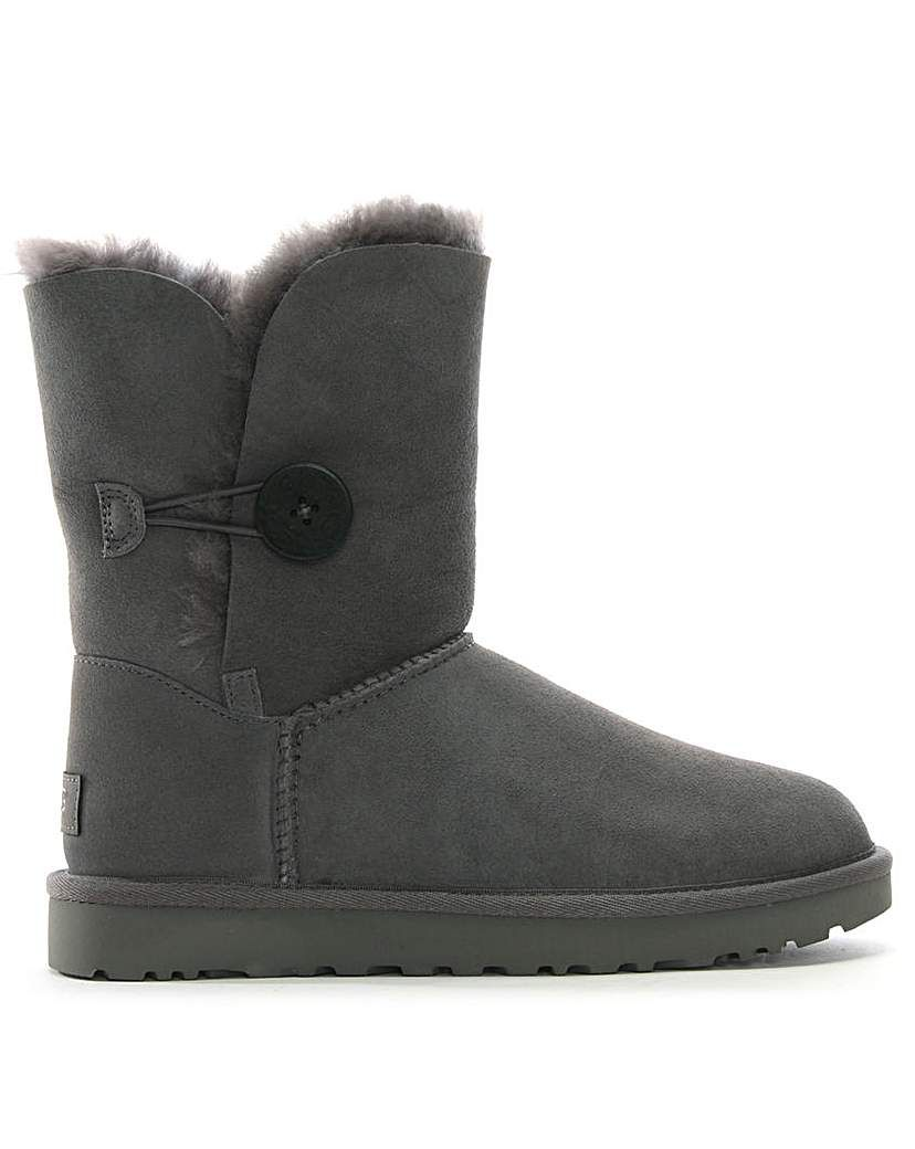 0e8a9138480 UGG Bailey Button II Twinface Boot | Products | Boots, Ugg bailey ...
