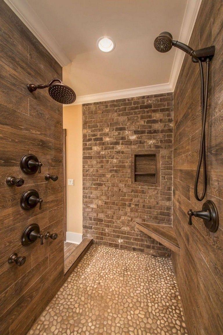 Photo of 33+ Top rustikale Bauernhaus Master Badezimmer umgestalten Ideen #bathroomideas #bathroomd …