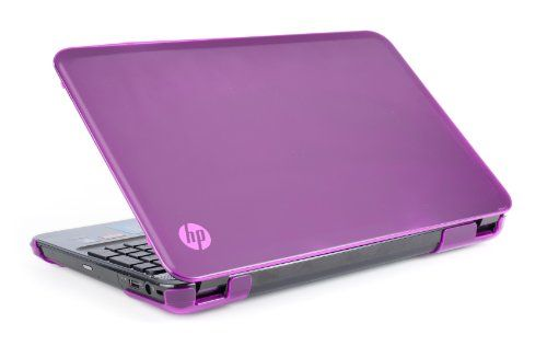 Ipearl Mcover Hard Shell Case For 15 6 Hp Pavilion G6 2xxx Series Laptop Purple Notebook Computer Laptop Laptop Computers