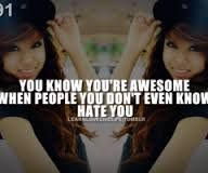 D0n T Y0ou Quotes About Haters You Re Awesome Haha So True What are some of the other creator made rewinds you're enjoying. pinterest