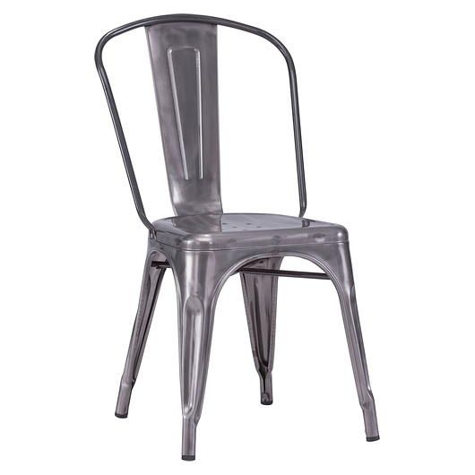Chaise De Cuisine Metal Dining Chairs Steel Side Chair Metal Side Chair