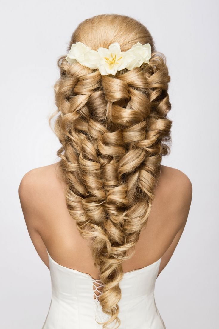 Wedding hair concepts the most beautiful style to perform on your