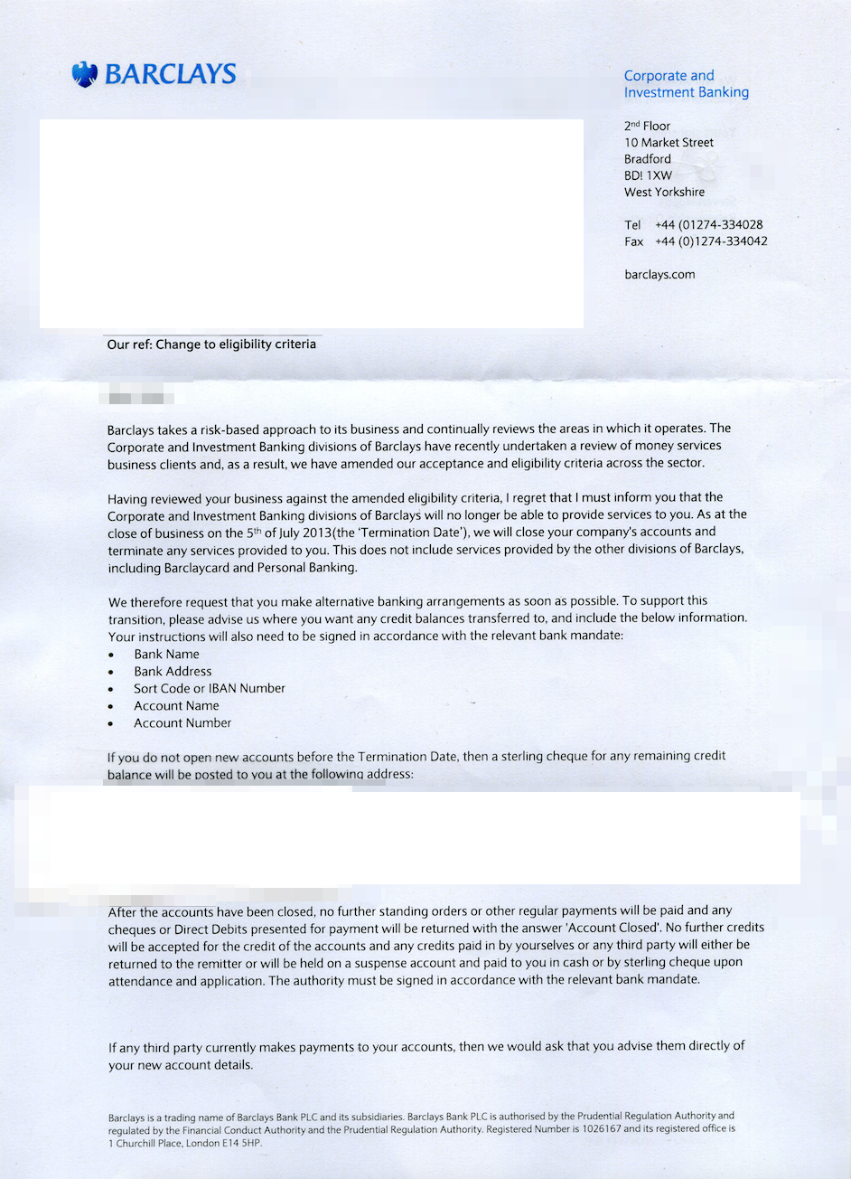 Bank account closing letter format in pdf format gallery letter sample letter format for closing bank account gallery letter format of account closing letter images letter yadclub Choice Image
