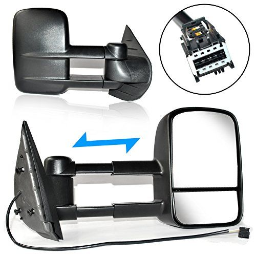 Pin By Eccpp On Towing Mirrors Chevy Silverado 2500