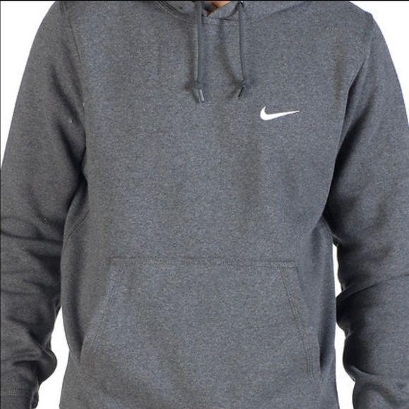nike grey hoodie