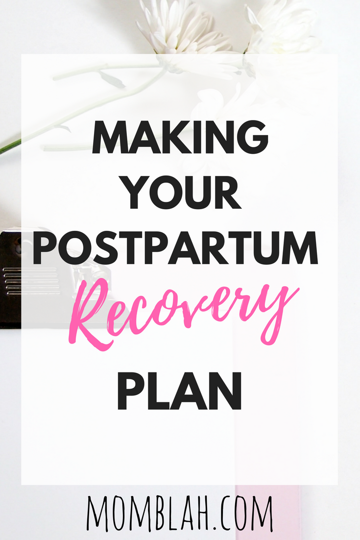 DonT Forget Your Postpartum Recovery Plan  Postpartum