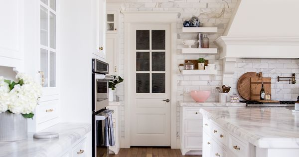 Pinterest: tobieornottobie | Dream kitchens | Pinterest | Pink peonies, Cabinets and Love the