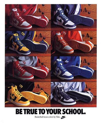 newest eef5c 937cd Vintage Nike ad   Nike Ads   Nike shoes cheap, Nike kicks, Nike dunks