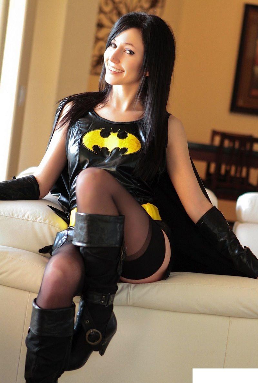 Catie Minx As Batgirl